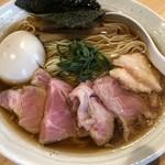 麺屋 さくら井 - 特製らぁ麺 980円
