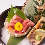 旬菜 さかなと酒 匠海 隠れ家 - 料理写真: