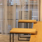BENCH COFFEE STAND -