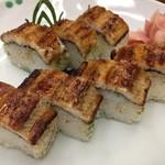 あなご料理 山城 - 穴子寿司