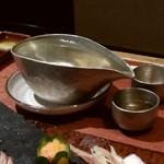 博多メシ 男厨 - 日本酒