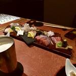 博多メシ 男厨 - 男厨盛り