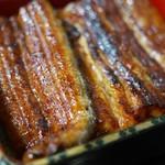 石ばし - 料理写真:特上鰻重