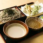 雅紀屋 - ちちぶ旬の野菜天ぷらのお蕎麦