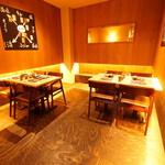 串の得 - 個室はゆったりとしたご利用に最適!