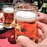 101525613 - [ドリンク] 乾杯~♪w