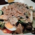 101525641 - [料理] じゃことゴロゴロ野菜の冬サラダ ①