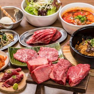 名物『伝説盛り』や『肉飯』が楽しめるコースは3,000円~!