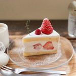 LUPOS - 料理写真:苺のショートケーキ☆