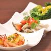 PAGO - 料理写真:前菜3種盛
