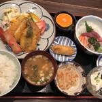 奈賀良 - 料理写真:日替わりランチ  1000円