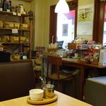 コーヒーファクトリー - 店内2