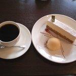 10153404 - コーヒー&クリームチーズケーキ