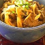 リゾートレストラン 花暦 - 名物の杣添丼です。