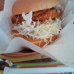 モスバーガー - 鶏南蛮バーガー