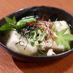 101532095 - 旨味出汁の揚げ豆腐