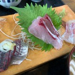 佐島かねき - 新鮮な刺身