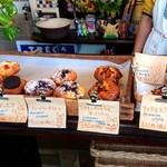 ロバヲのマフィン - 料理写真: