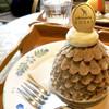 コサイ - 料理写真:岩間栗のモンブラン