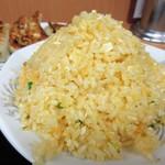 玉子炒飯(塩味)