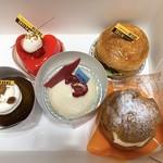 ケーキブティック ピータース - 買ったケーキ