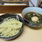 三谷製麺所 - つけめん(700円)