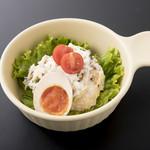 土筆んぼう - 里芋サラダ
