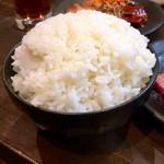 焼肉ほるもん たーちゃん - ライス(大)