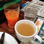 ジョナサン - [料理] ベジジュース & スープ