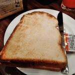 ジョナサン - [料理] トースト アップ♪w ①