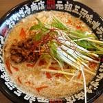 101547625 - 数量限定・坦々麺(777円)