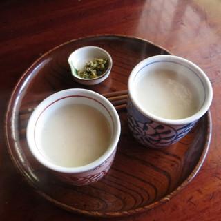 甘酒茶屋 - 料理写真:
