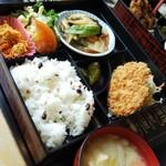 スワン - 料理写真:スワン弁当 750円