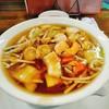 中華上手 - 料理写真:五目あんかけラーメン(広東麺)