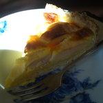 ほたるのこみち - リンゴのケーキ
