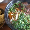 牛スジうどんもりべえ - 料理写真:肉うどん小と生姜