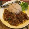 レッド オーキッド - 料理写真:ゲーンパネンガイ
