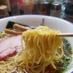 たいめいけん らーめんコーナー - 麺リフト