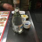 鳥やす本店 - 生酒680円