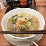日高屋 - 野菜たっぷりタンメン、