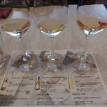 レジーナ イタリアーナ - ワイン飲み比べ的な