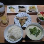 農家飯 (や) - 料理写真:農家めし(定食)