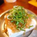 サケトメシ - 料理写真:なめたけ奴