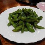 お晩菜ふらり - 枝豆