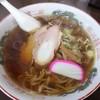 三笠食堂 - 料理写真:自然薯ラーメン しょうゆ