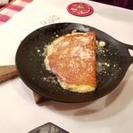 チーズカフェ 2 - めちゃくちゃ美味しい♪焼きチーズリゾット