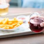 シェイクシャック - ワイン:赤白