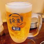 へべれけ屋 - 金麦(380円:税抜)