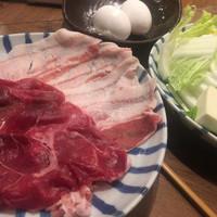 旨唐揚げと居酒メシ ミライザカ-黒毛和牛と黒豚の匠味すき鍋
