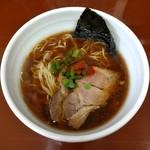 らぁめん たむら - 料理写真:和風鶏がららぁめん(800円)